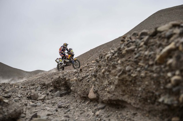 Marc Coma Takes His Fourth Career Dakar Rally Victory Marc Coma Dakar Rally KTM 27 635x422