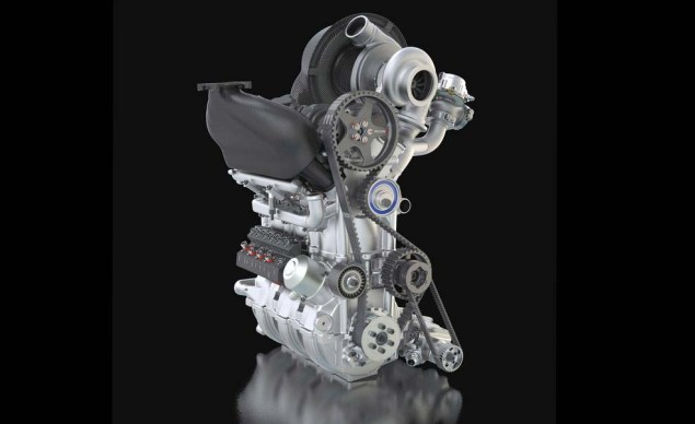 Did Nissan Just Make the Ultimate Motorcycle Engine? Nissan ZEOD DIG T R 03 635x388
