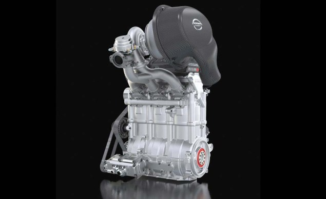 Did Nissan Just Make the Ultimate Motorcycle Engine? Nissan ZEOD DIG T R 04 635x388