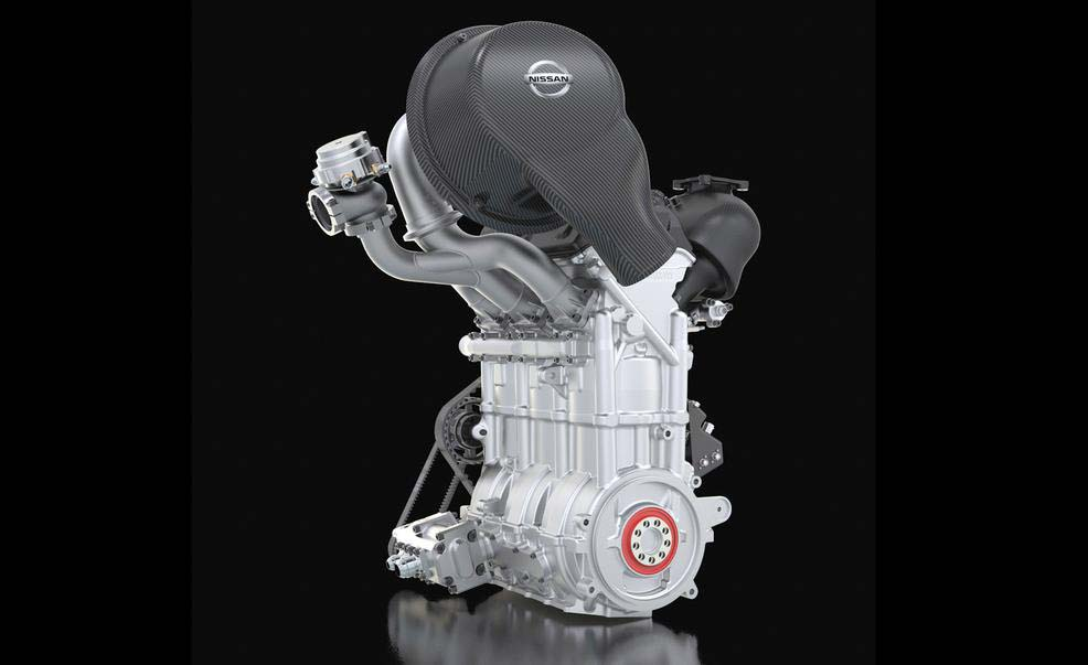 Did Nissan Just Make the Ultimate Motorcycle Engine?