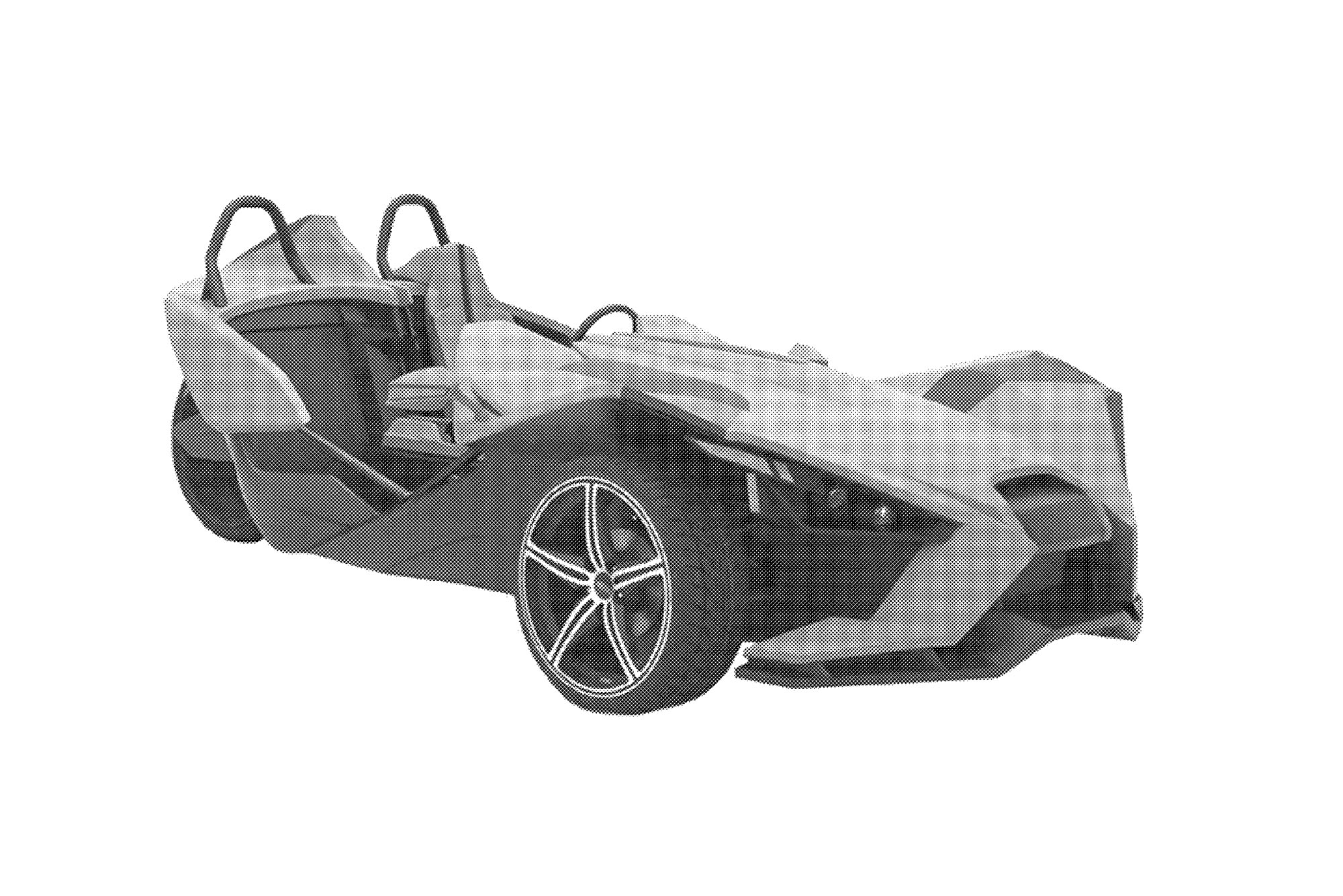 Polaris Slingshot Three Wheeler Trike 04