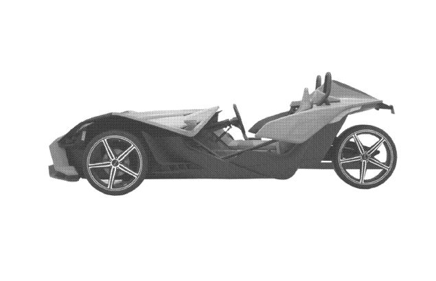 Polaris Slingshot   A Side by Side Trike Thats Coming Soon Polaris Slingshot three wheeler trike 06 635x409