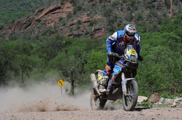 Dakar Rally – Stage 6: Coma Maintains, Chaleco Withdraws alain duclos sherco dakar