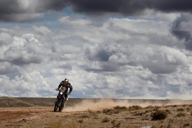 Dakar Rally   Stage 8: Despres Gives Yamaha First Stage Win cyril despres dakar rally yamaha racing 635x423