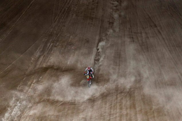 Dakar Rally – Stage 10: Barreda Racks Up 4th Stage Win joan barreda dakar rally stage 10 hrc