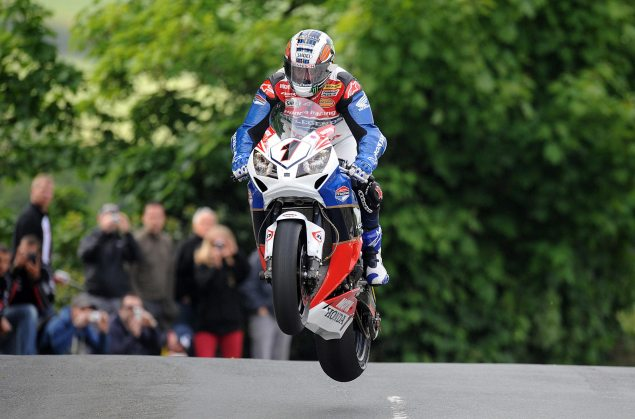 TT Legends Documentary Coming to YouTube john mcguinness jump balaugh bridge honda tt legends 635x419