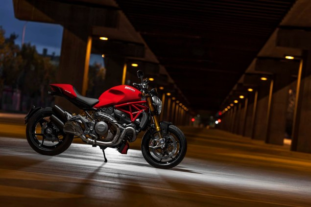 2014 Ducati Monster 1200 Mega Gallery 2014 Ducati Monster 1200 still 18 635x423