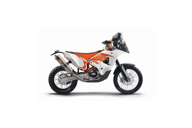 KTM 450 Rally Production Racer Now Available 2014 KTM 450 Rally production racer 02 635x425
