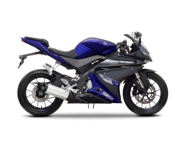 2014 Yamaha YZF R125 Debuts for Europe 2014 Yamaha YZF R125 16 635x476