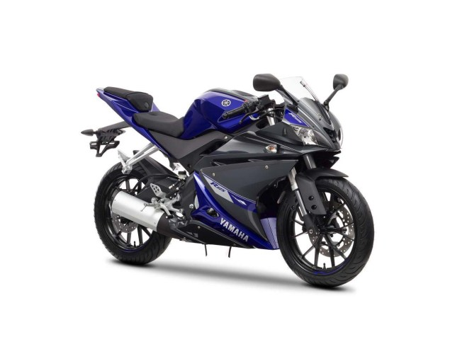 2014 Yamaha YZF R125 Debuts for Europe 2014 Yamaha YZF R125 17 635x476