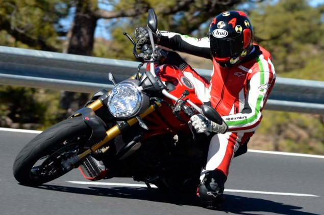 Ride Review: Ducati Monster 1200 S Ducati Monster 1200 S review Iwan van der Valk 02