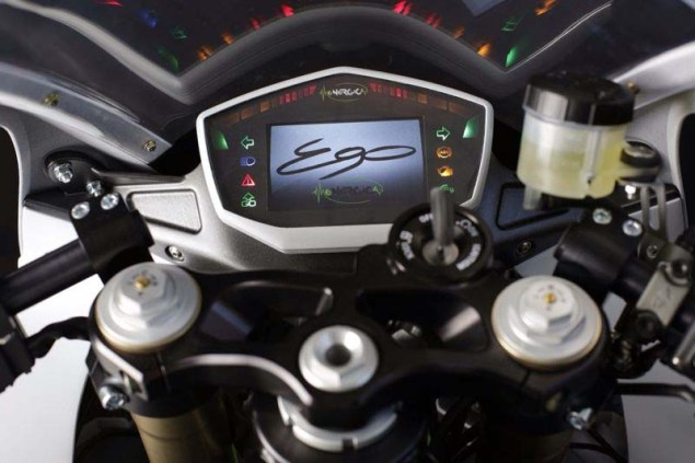 Energica Ego Electric Superbike Now Coming in 2015 Energica Ego electric superbike 01 635x423