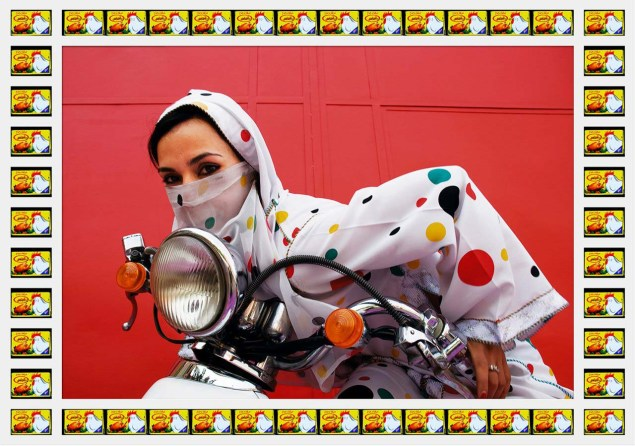 Kesh Angels: The Fierce Females of Morocco Fesh Angels Morocco biker chicks 07 635x446