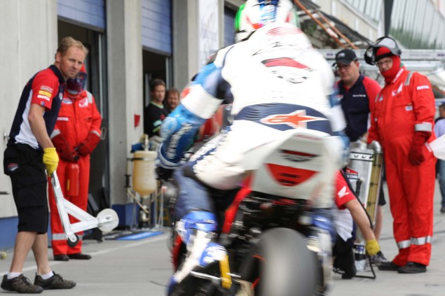 8 H  OSCHERSLEBEN 2012 TEAM HONDA TT LEGENDE