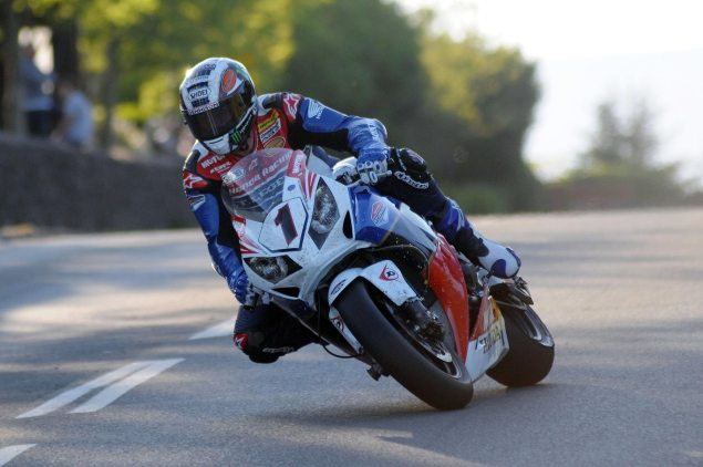 TT Legends — Episode 5: The Isle of Man TT, Part 2 john mcguinness 2012 isle of man tt honda tt legends 635x422