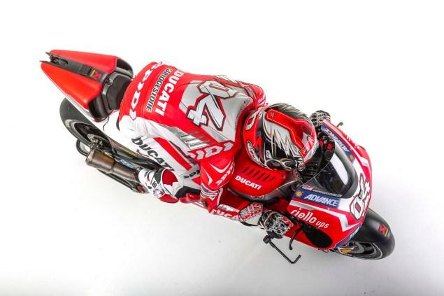 Ducati Corses 2014 MotoGP Livery 2014 Ducati Corse MotoGP Andrea Dovizioso 04 635x423