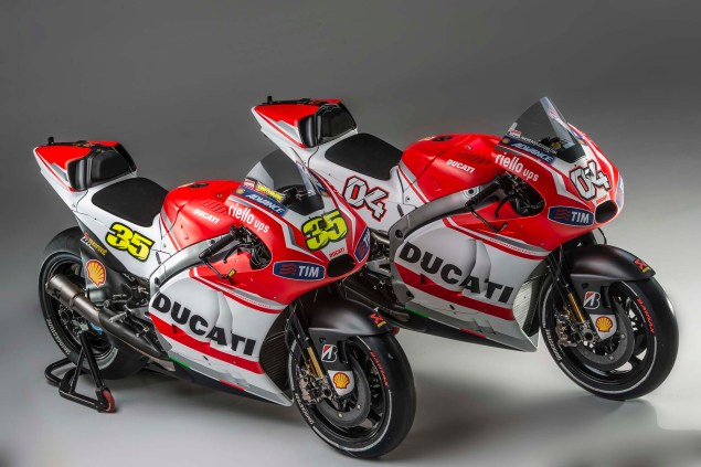 Analyzing Ducatis 2014 MotoGP Launch 2014 Ducati Desmosedici GP14 19 635x423