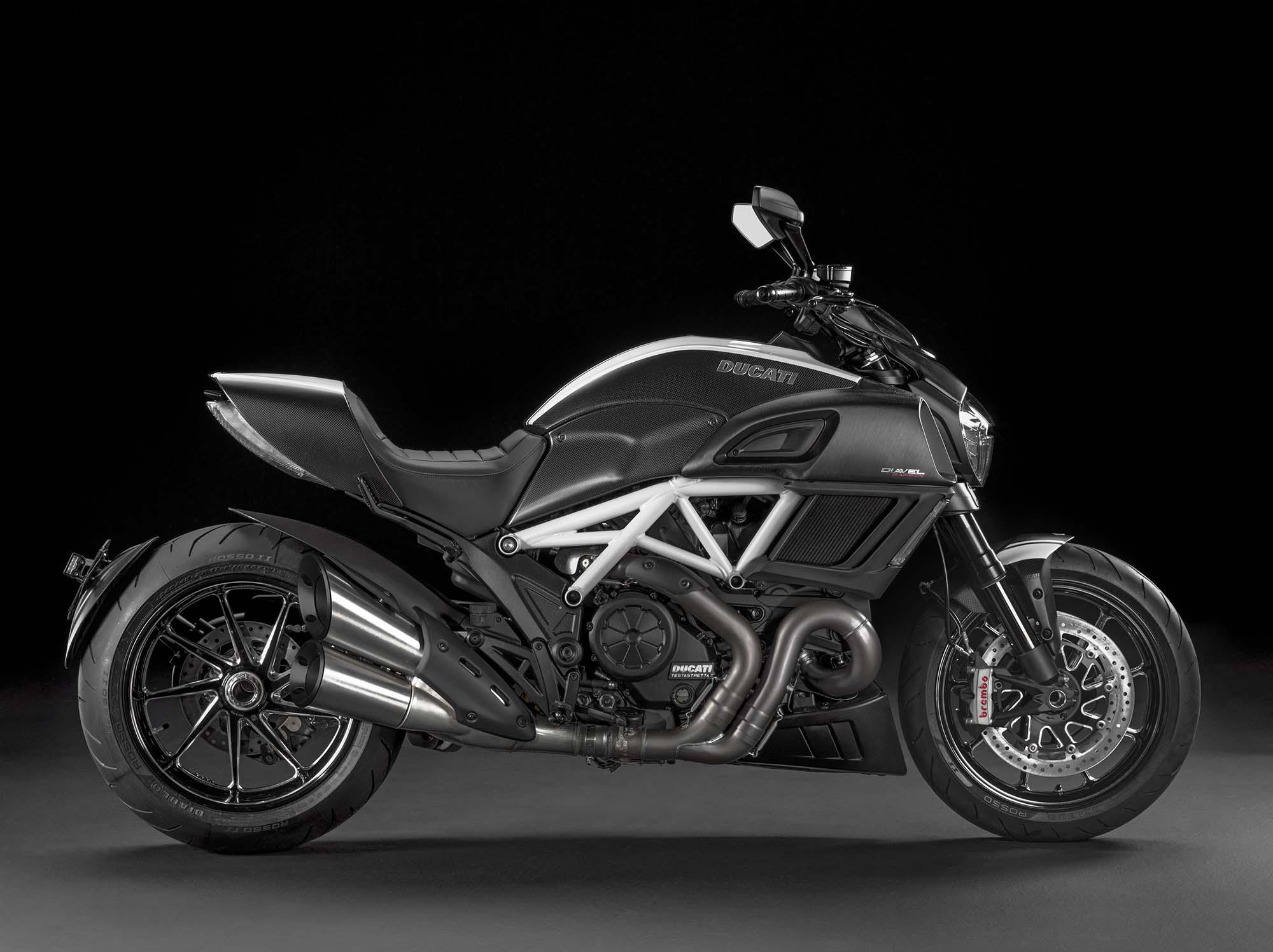 2015 Ducati ... Ducati Diavel