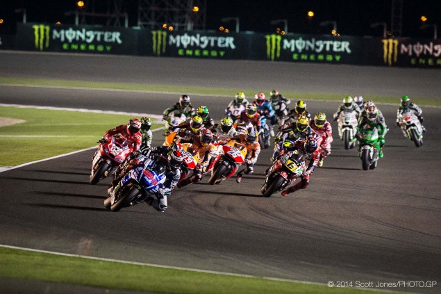 Sunday at Qatar with Scott Jones 2014 MotoGP Qatar GP Sunday Scott Jones 07 635x423