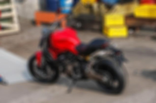2015 Ducati Monster 800 Spotted Ducati Monster 800 blur 635x423