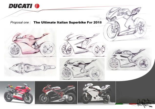 Ducati VR|46 Concept by Steven Galpin Ducati VR46 concept Steven Galpin 06 635x449