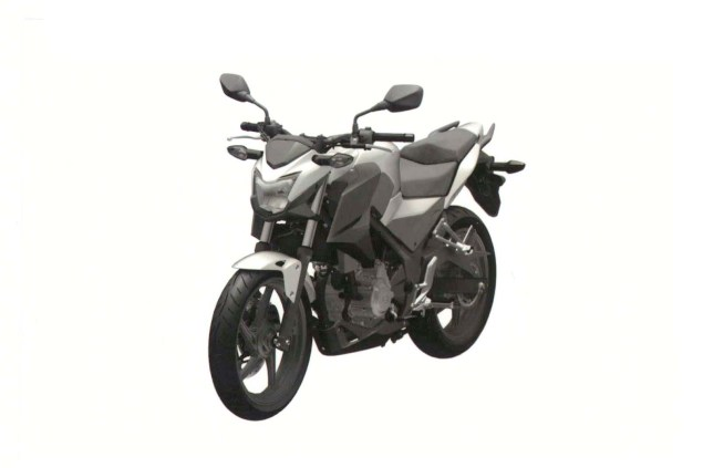 Honda CB300F Single Cylinder Spotted in Trademark Docs? honda cb300f cb250f trademark 01 635x423