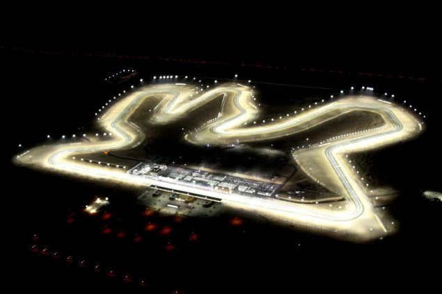 Preview of Qatar: Looking Ahead to the Most Intriguing MotoGP Season in Years losail international circuit aerial 635x423