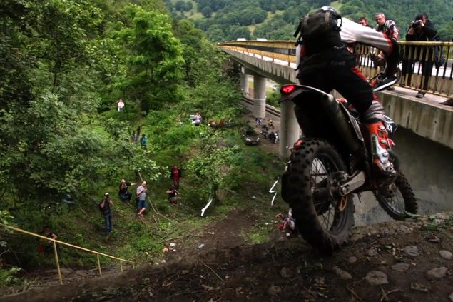 Watch the Red Bull Romaniacs Enduro in Slow Motion red bull romaniacs 635x423