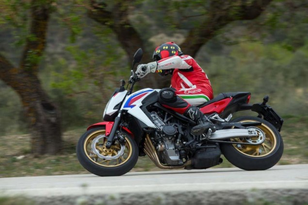 Ride Review: Honda CB650F ABS 2014 Honda CB650F review 03 635x423