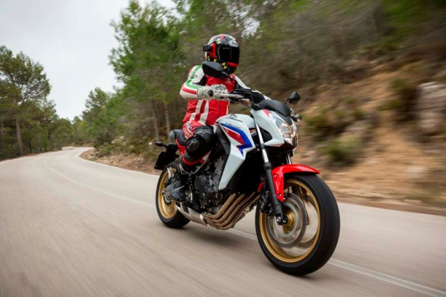 Ride Review: Honda CB650F ABS 2014 Honda CB650F review 09 635x423