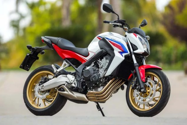 Ride Review: Honda CB650F ABS 2014 Honda CB650F review 14 635x423