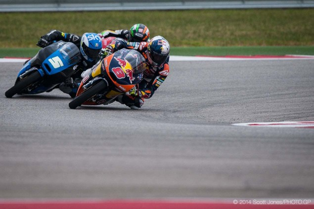 Official: Jack Miller in MotoGP with LCR Honda 2014 Sunday COTA Austin MotoGP Scott Jones 01 635x423