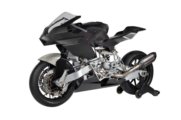 Transform Your Honda CBR600RR into a Vyrus 986 M2 Vyrus 986 M2 kit 02 635x423