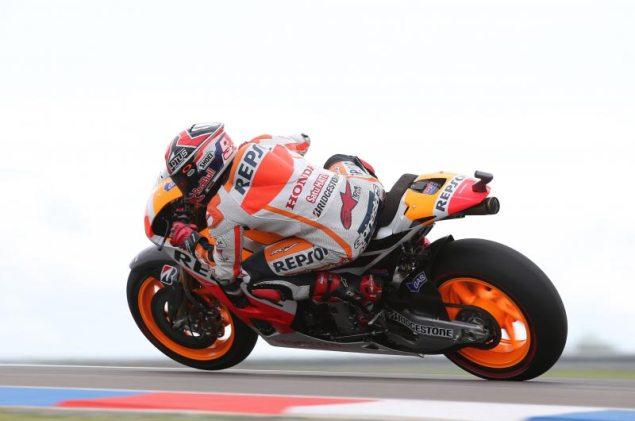 MotoGP: Qualifying Results from Argentina marc marquez repsol honda argentina 635x421