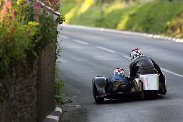 IOMTT: Barregarrow with Richard Mushet 2014 Isle of Man TT Barregarrow Richard Mushet 15 635x423