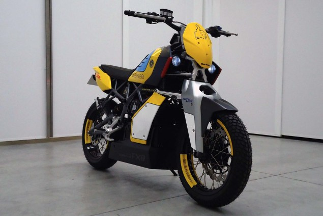 Bultaco Rapitan Sport Prototype   Even More Crazy Bultaco Rapitan Sport Electric street bike 03 635x424