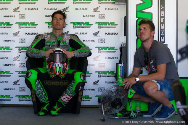 MotoGP: Nicky Hayden Has Wrist Surgery Friday Jerez Spanish GP Tony Goldsmith 20 635x422