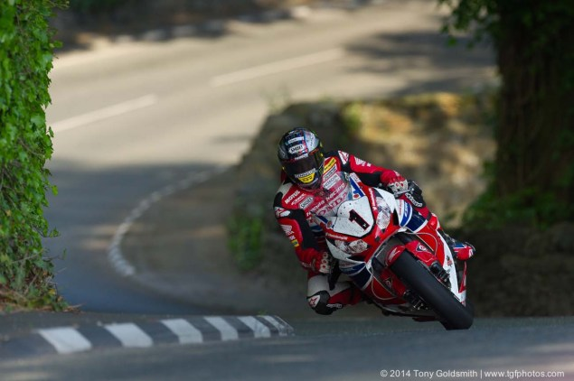 IOMTT: Greeba Castle with Tony Goldsmith Greeba Castle Isle of Man TT 2014 Tony Goldsmith 04 635x422