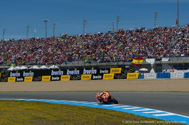 Living the Dream – A Photographer's Story: Jerez & Le Mans Living the Dream MotoGP Jerez Tony Goldsmith 17 635x422