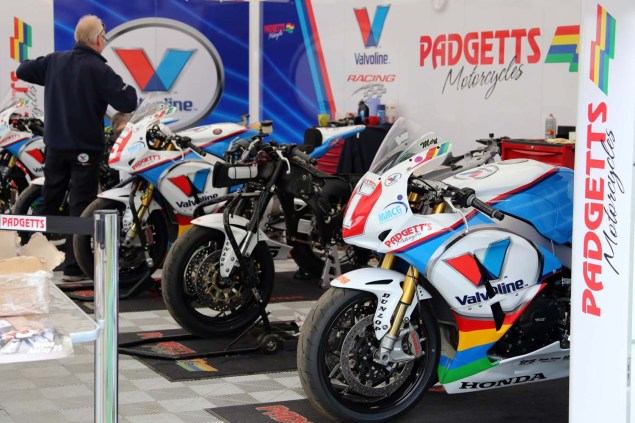 IOMTT: Grandstand Paddock with Richard Mushet Paddock Isle of Man TT 2014 Richard Mushet 031 635x423