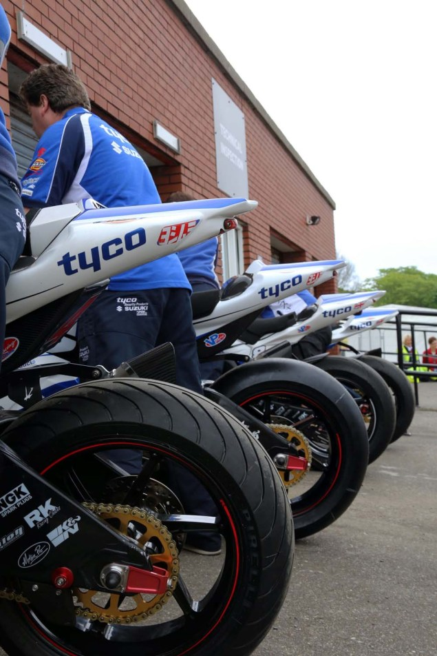 IOMTT: Grandstand Paddock with Richard Mushet Paddock Isle of Man TT 2014 Richard Mushet 10 635x952