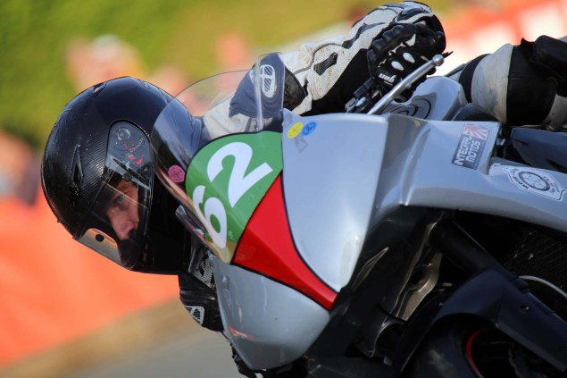 IOMTT: Quarterbridge with Richard Mushet Quarterbridge Isle of Man TT 2014 Richard Mushet 04 635x423