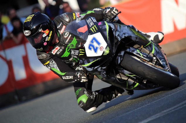 IOMTT: Quarterbridge with Richard Mushet Quarterbridge Isle of Man TT 2014 Richard Mushet 06 635x423