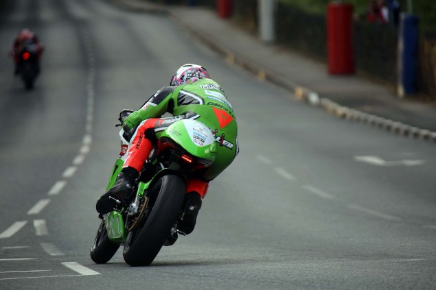 IOMTT: Quarterbridge with Richard Mushet Quarterbridge Isle of Man TT 2014 Richard Mushet 11 635x423
