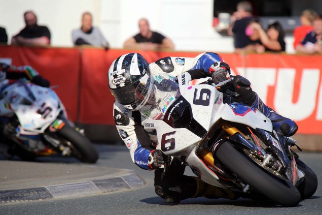 IOMTT: Quarterbridge with Richard Mushet Quarterbridge Isle of Man TT 2014 Richard Mushet 16 635x423