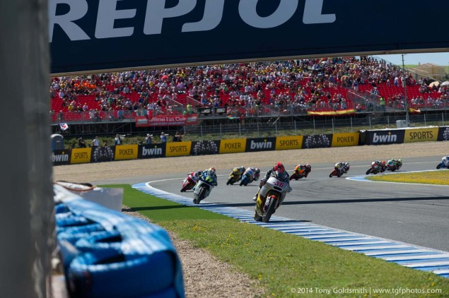 Sunday at Jerez with Tony Goldsmith Sunday Jerez Spanish GP Tony Goldsmith 07 635x422