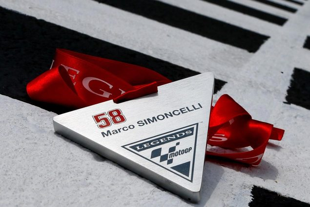 Marco Simoncelli Named a MotoGP Legend at Mugello marco simoncelli motogp legend 635x423