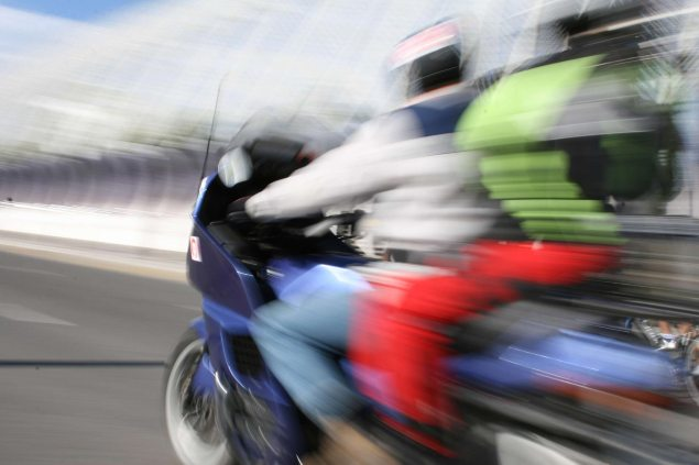 Motorcycle Fatalities Dropped 7% for 2013 motorcycle blur 635x423