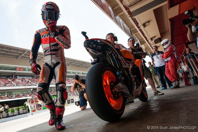 Friday at Catalunya with Scott Jones 2014 Catalan GP MotoGP Friday Scott Jones 09 635x423