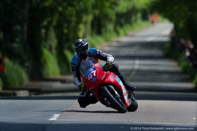 IOMTT: Ballacraine with Tony Goldsmith 2014 Isle of Man TT Ballacraine Tony Goldsmith 11 635x422